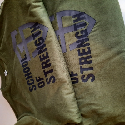 T-shirt School of Strength