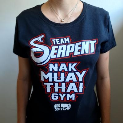 T-shirt Team Serpent